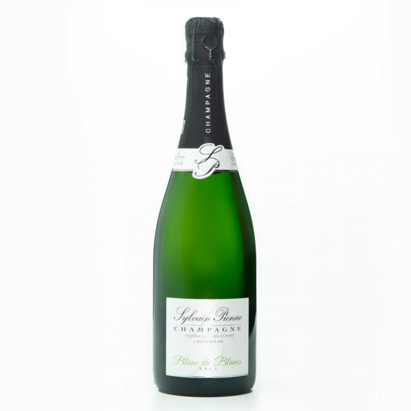 Champagne Blanc de Blancs - Sylvain Pienne