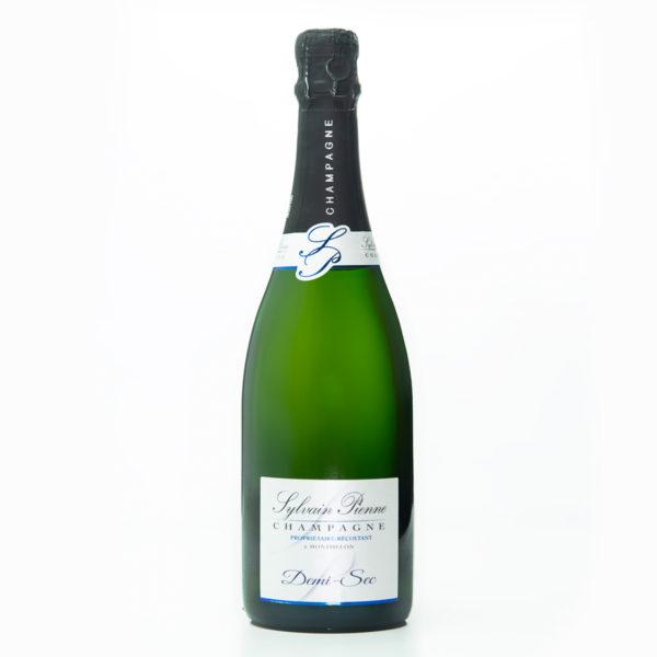 Champagne Demi-sec - Sylvain Pienne