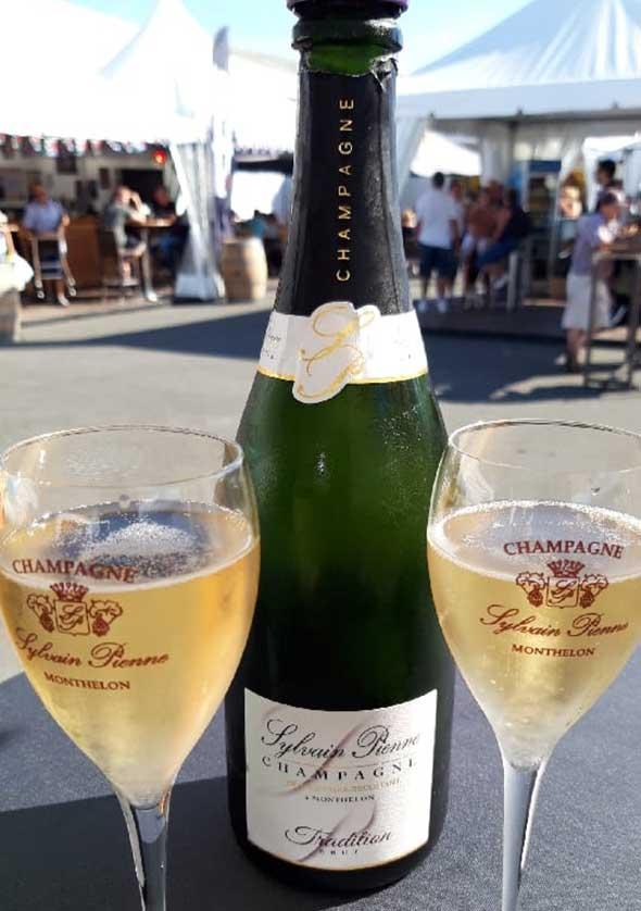 Flute de Champagne Sylvain Pienne